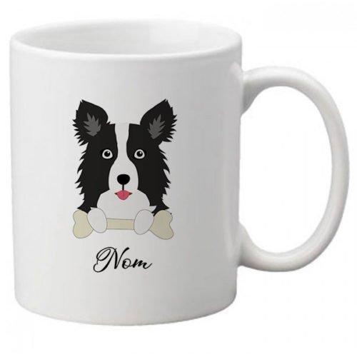 mug-chien-border-collie-noir-et-blanc
