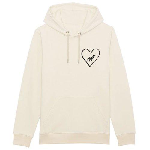 hoodie-coeur-personnalisé-épais-natural-raw